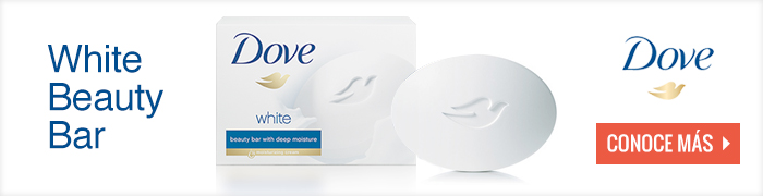 Dove® White Beauty Bar